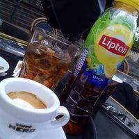 Photo taken at Caffè Nero by Nikica 🌸 A. on 5/9/2015