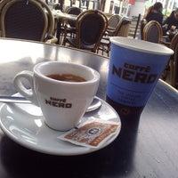 Photo taken at Caffè Nero by Nikica 🌸 A. on 3/17/2015