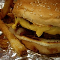 Photo taken at Five Guys by George H. on 8/15/2014