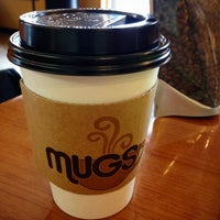 Photo taken at Mugs Coffee by George H. on 8/7/2014