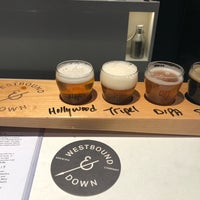 Photo taken at Westbound & Down Brewing Company by Jon-Paul C. on 3/3/2018
