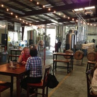 Photo taken at Due South Brewing Co. by Jon-Paul C. on 5/14/2013