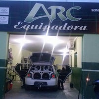 Photo taken at ARC Equipadora by Alexandre C. on 2/3/2014