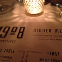 Photo taken at 1908 Provisions by Michael M. on 3/22/2014