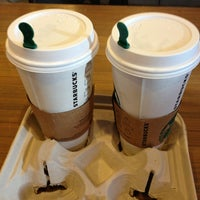 Photo taken at Starbucks by QQ on 2/14/2013