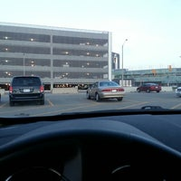 Photo taken at Toronto Pearson Cell Phone Lot by Howard P. on 5/7/2014