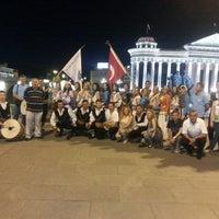 Photo taken at Anadolu Folklor Vakfı Genel Merkezi by Rüştü A. on 2/7/2015