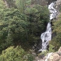 Photo taken at Whiteoak Canyon Falls by Jacob B. on 10/6/2016