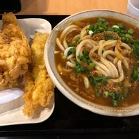 Photo taken at Marugame Udon by jnozsc on 12/1/2017