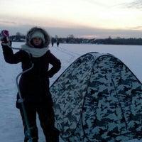 Photo taken at Пристань by Алена Г. on 1/4/2016