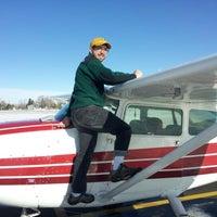 Photo taken at Boulder Municipal Airport by Jason G. on 12/30/2012