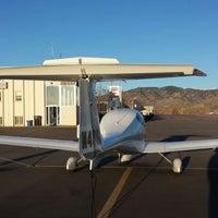 Photo taken at Boulder Municipal Airport by Jason G. on 3/14/2014