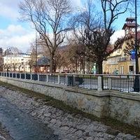 Photo taken at Deptak by Krzysztof F. on 3/6/2015