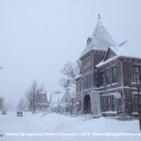 Photo taken at Harbor Springs Area Historical Society by Harbor Springs Area Historical Society on 2/4/2014
