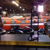 Photo taken at Yeti Karting by Alec V. on 3/3/2014