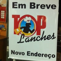 Photo taken at Top Lanches by Jessica N. on 2/5/2014