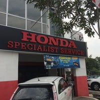 Photo taken at AR DI AUTO CARE SDN BHD by Syazwan H. on 7/1/2016