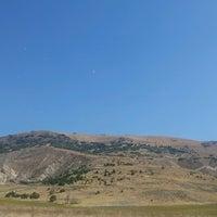 Photo taken at Ayaş Take-off by Esma Aybike B. on 9/18/2016