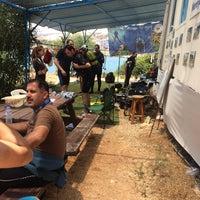 Photo taken at Mersin Dalış Merkezi by Furkan Ç. on 6/24/2018