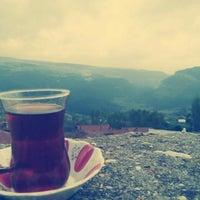Photo taken at Ağaçhisar Köyü by Ekrem G. on 4/12/2016