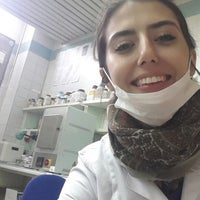 Photo taken at fen fakultesi anorganik kimya laboratuvarı by Zülal T. on 2/14/2015