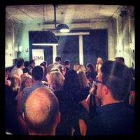 Photo taken at The Villager Hotel Gastrobar Supper Club by Solange F. on 1/31/2013