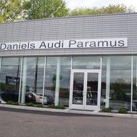 Photo taken at Jack Daniels Audi Paramus by Jack Daniels Motors on 2/4/2014
