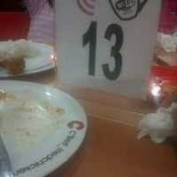 Photo taken at C'Bezt Fried Chicken by Arifah N. on 7/12/2013