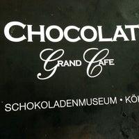 Das Foto wurde bei Chocolat Grand Café von Roman C. B. am 8/18/2013 aufgenommen