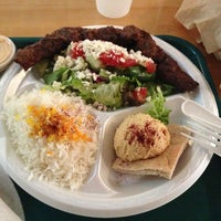 Photo taken at Rice House of Kabob by Betsy S. on 2/15/2013