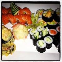 Photo taken at Akiko Sushi Bar & Restaurant by Tomas H. on 9/25/2012