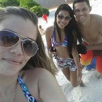 Photo taken at Lago da Coca-Cola by Arthur R. on 8/17/2014