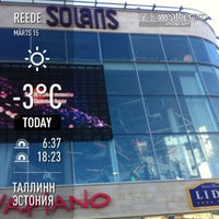 Photo taken at Apollo Kino Solaris by Dmitry A. on 3/15/2013