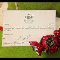 Photo taken at Pousada Bucaneiro by Carol O. on 4/20/2014