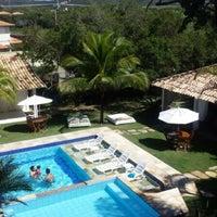 Photo taken at Pousada Bucaneiro by Carol O. on 4/18/2014