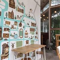Photo taken at AIYA Cafe' by Chidchanok T. on 6/21/2017