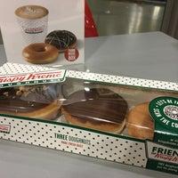 Photo taken at Krispy Kreme by Patrick B. on 2/11/2017