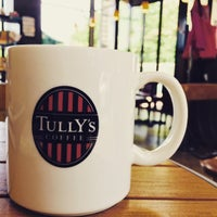 Photo taken at Tully's Coffee by Miho S. on 6/29/2015