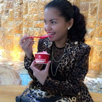 Photo taken at Cold Stone Creamery by Angel D. on 1/2/2015