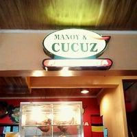 Photo taken at Manoy & Cucuz Panciteria by Ems on 9/23/2012