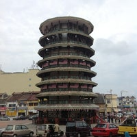 Photo taken at Teluk Intan by Audrey T. on 2/11/2013