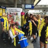 Photo taken at Intercity Rotterdam Centraal - Vlissingen by Adri N. on 7/30/2016