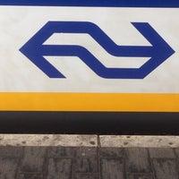 Photo taken at Intercity Rotterdam Centraal - Vlissingen by Adri N. on 4/19/2015