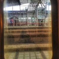 Photo taken at Intercity Rotterdam Centraal - Vlissingen by Adri N. on 1/31/2016