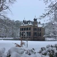 Photo taken at Kasteel Oud Poelgeest by Adri N. on 2/12/2017