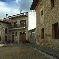 Photo taken at Villarcayo by Adri N. on 5/11/2016