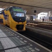 Photo taken at Intercity Rotterdam Centraal - Vlissingen by Adri N. on 3/22/2015