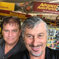Photo taken at Advance Auto Parts by Dean H. on 7/26/2017