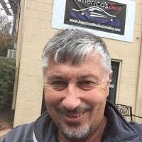 Photo taken at America's Best Automotive by Dean H. on 12/8/2016
