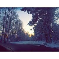 Photo taken at Переезд by Ksenia on 1/5/2016